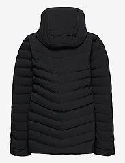 Peak Performance - Jr Frost Ski Jacket Cold Blush - geïsoleerde jassen - black - 2