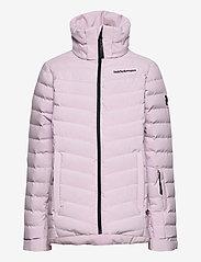 Peak Performance - Jr Frost Ski Jacket Cold Blush - gewatteerde jassen - cold blush - 2