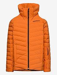 Peak Performance - Jr Frost Ski Jacket Cold Blush - geïsoleerde jassen - orange altitude - 1