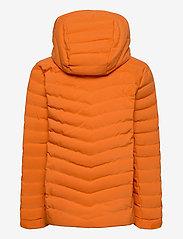 Peak Performance - Jr Frost Ski Jacket Cold Blush - geïsoleerde jassen - orange altitude - 2