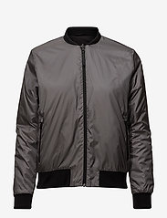 Peak Performance - W LOMB L - bomber jakker - quiet grey - 2