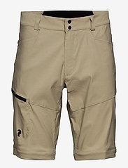 Peak Performance - M Iconiq Zip Pants - spodnie turystyczne - desert terrain - 2