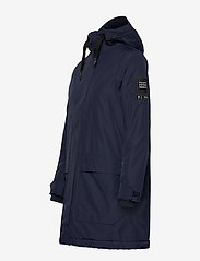 Peak Performance - W UNIT J - parka coats - blue shadow - 3