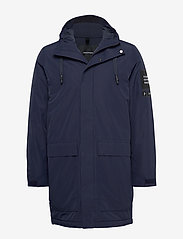 Peak Performance - UNIT J - insulated jackets - blue shadow - 0