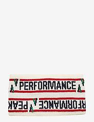 Peak Performance - PEAKVILLHB - hårbånd - offwhite - 0
