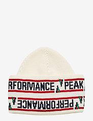 Peak Performance - PEAKVLBEAN - mössor - offwhite - 0