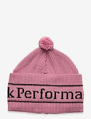 Peak Performance - Aura Hat Coniferous Green - mutsen - frosty rose - 0