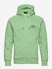 Peak Performance - M Original Zip Hood - basic sweatshirts - pale horizon - 0