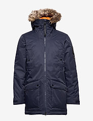 Peak Performance - LOCAL PKA - insulated jackets - blue shadow - 1