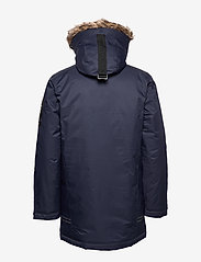Peak Performance - LOCAL PKA - insulated jackets - blue shadow - 3