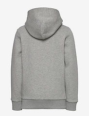 Peak Performance - JR Original Hood - kapuzenpullover - med grey mel - 1