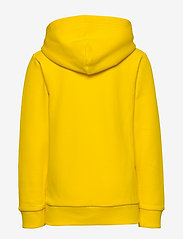 Peak Performance - JR Original Hood - kapuzenpullover - stowaway yellow - 1