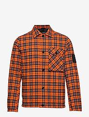 Peak Performance - DANUBE SHJ - overshirts - pattern - 0