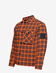 Peak Performance - DANUBE SHJ - overshirts - pattern - 2
