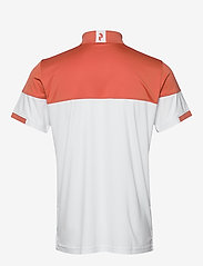 Peak Performance - Player Block Polo Men - paidat - clay red - 1