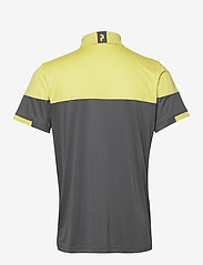 Peak Performance - Player Block Polo Men - kurzärmelig - sunny yellow - 1