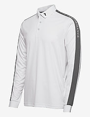 Peak Performance - Player Polo LS Men - paidat - white - 2