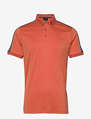 Peak Performance - Player Polo Men - paidat - clay red - 0