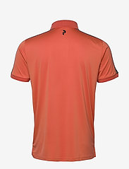 Peak Performance - Player Polo Men - paidat - clay red - 1