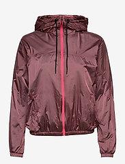 Peak Performance - W Windbreaker - training jackets - alpine flower - 0