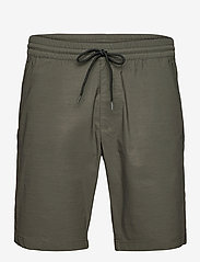 Peak Performance - M Moment Drawstring Short - casual shorts - black olive - 0