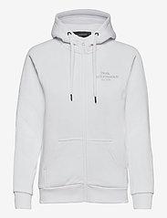 Peak Performance - W Original Zip Hood - hupparit - white - 0