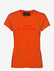 Peak Performance - W Original Tee - t-paidat - super nova - 0
