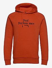 Peak Performance - M Original Hood - pulls a capuche - super nova - 0