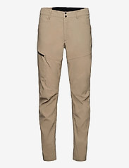 Peak Performance - M Iconiq Pant - outdoorbukser - true beige - 0