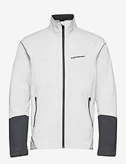 Peak Performance - M Velox Jacket - golf jackets - antarctica   deep earth - 0