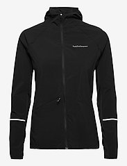 Peak Performance - W Alum Light Jacket - training jackets - black - 0