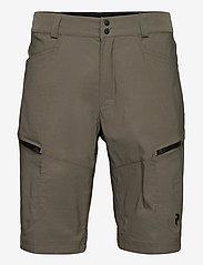 Peak Performance - M Iconiq Cargo shorts - spodenki turystyczne - black olive - 0