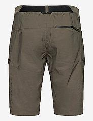Peak Performance - M Iconiq Cargo shorts - spodenki turystyczne - black olive - 1