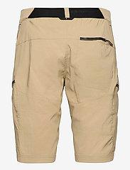 Peak Performance - M Iconiq Cargo shorts - wandel korte broek - true beige - 1