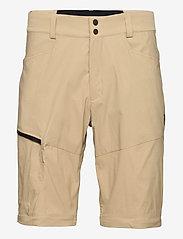 Peak Performance - M Iconiq Zip Off Pant - pantalon de randonnée - true beige - 2