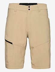 Peak Performance - M Iconiq Long Shorts - wandel korte broek - true beige - 0