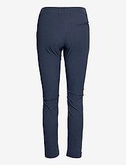 Peak Performance - W Illusion Pants - golf-housut - blue shadow - 1