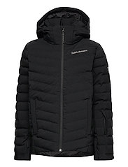 Jr Frost Ski Jacket Cold Blush - BLACK