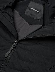Peak Performance - Jr Frost Ski Jacket Cold Blush - geïsoleerde jassen - black - 3