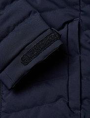 Peak Performance - Jr Frost Ski Jacket Cold Blush - gewatteerde jassen - blue shadow - 6