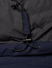 Peak Performance - Jr Frost Ski Jacket Cold Blush - gewatteerde jassen - blue shadow - 8