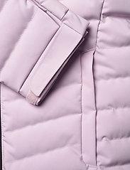 Peak Performance - Jr Frost Ski Jacket Cold Blush - gewatteerde jassen - cold blush - 4