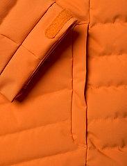 Peak Performance - Jr Frost Ski Jacket Cold Blush - geïsoleerde jassen - orange altitude - 4