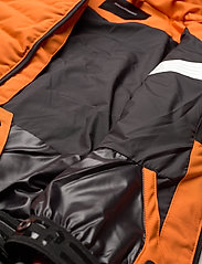 Peak Performance - Jr Frost Ski Jacket Cold Blush - geïsoleerde jassen - orange altitude - 5