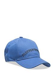 LOGO CAP - TRUE BLUE