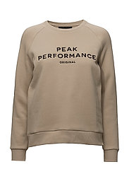 Peak Performance - W Logo Cr