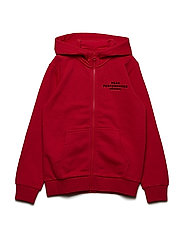 JR LOGO ZH - LIPSTICK RED