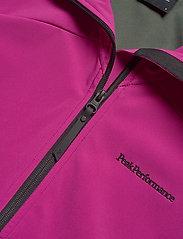 Peak Performance - W Adventure Hood Jacket - softshell-jackor - wander - 3