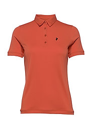 Alta Polo Women - CLAY RED