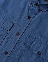 Peak Performance - DEAN MILIS - denim overhemden - decent blue - 3